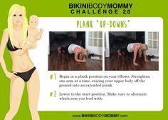 BIKINI BODY MOMMY 4-week Challenge Mini-Series WEEK 3: STRENGTH