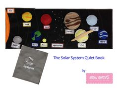 Hey, I found this really awesome Etsy listing at https://www.etsy.com/listing/211676141/solar-system-quiet-book
