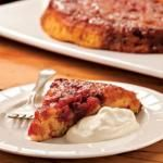 Cherry-Almond Upside-Down Cake Recipe | Eating Well