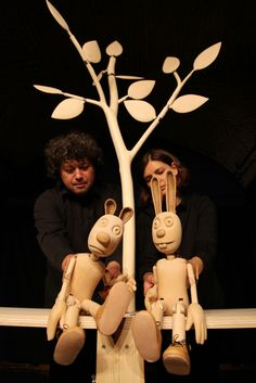 Ljubljana Puppet Theatre – You Catch!