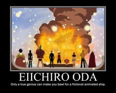 The Genius Of Eiichiro Oda by BlackjackScritcher.deviantart.com on @deviantART