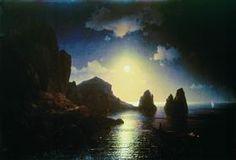 Sea view - Ivan Aivazovsky