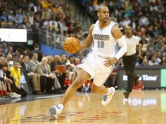 SG Arron Afflalo, from Nuggets to Trail Blazers.