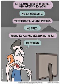 #humor #NoSeNosEstaraYendoDeLasManos #cebancesfuturo  @CEBANC Una oferta en ADSL