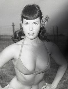 Miss Bettie Page –