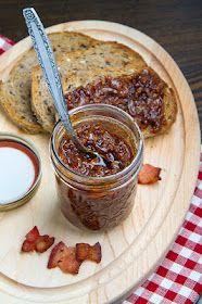 Maple Bourbon Bacon Jam