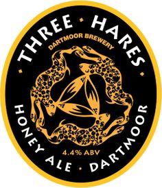 Three Hares : Honey Ale : Dartmoor