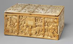 Ivory Carving in the Gothic Era, 13th–15th centuries | Thematic Essay | Heilbrunn Timeline of Art History | The Metropolitan Museum of Art