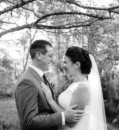 Real Weddings: Miyako & Richard  Our Garden Wedding #tonyward #kleinfeld #gardenwedding #countrywedding