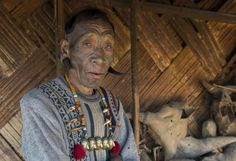 5 Popular Nagaland Tourist Places (Including a Village of Head Hunters): Mon Nagaland Attractions
