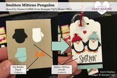 Smitten Mittens Penguins, Stampin' Up!