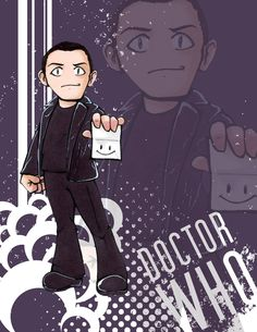 Doctor Who-Christopher Eccleston by =Marker-Mistress on deviantART