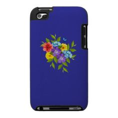 Spring Flowers Bouquet iPod Touch Case  Take it today only with 50% discount (off all cases) with code CASEOFMONDAY