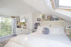 Kilburn, NW6, Loft Conversion, Loft Bedroom, Roof Lights, Sky Lights, Home Extension, Loft Design Ideas, Loft Conversion Ideas, Victorian Terrace Loft Conversion, London, Loft Balcony, Juliet Balcony