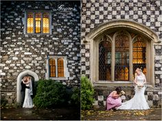 Wedding Photography At Hall Place In Bexley