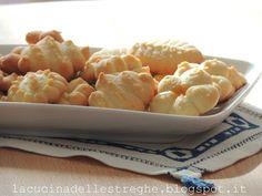 La cucina delle streghe: Biscotti con farina di riso