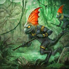 jungle battle concept - Google Search