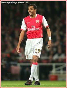 GILBERTO SILVA Arsenal FC