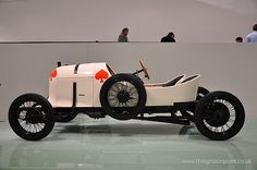 """1922 Austro-Daimler ADS R """"Sascha"""" (Designed by Porsche Designed. Porsche was employed by Austro-Daimler before producing his own vehicles)"""