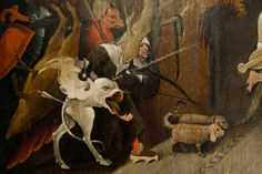 A comparison of dantes inferno and hieronymus boschs garden of earthly delights