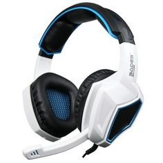 Xbox One Headset, Yanni Sades Wired Over Ear Stereo Gaming Headphones with Microphone for PC MAC Computer Gamers Smart Phones Mobiles iPad iPhones(White Black) Headphones For Ps4, Skullcandy Headphones, Headphones With Microphone, Headphone With Mic, Beats Headphones, Ps4 Gaming Headset, Wireless Headset, Pc Ps4, Xbox One 360