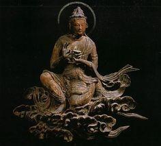 平等院鳳凰堂「雲中供養菩薩像 北二十五号」