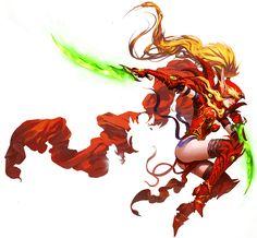 [杂谈] 发现不少人想要这张大白腿瓦莉拉的图片,不会网站抠图,我来分享给大家 Dnd Characters, Fantasy Characters, Wow Elf, World Of Warcraft Wallpaper, Character Art, Character Design, Warcraft 3, Blood Elf, Alien Races