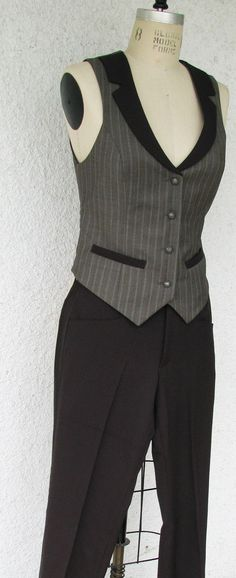 Women's Three Piece Suits and Vests – Denver Dressmakers