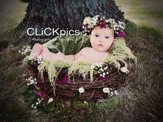 3 month old baby girl photography.  CLiCKpics - Photography For Your Life.  Like the Facebook page and visit the website.