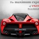 The Secret's Out: Maranello Supercar LaFerrari Breaks the Mold