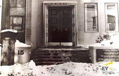Le 15, rue Wellington Ouest à Toronto, où se trouvaient les bureaux de Clarkson Gordon à partir de 1913. #EYCan150