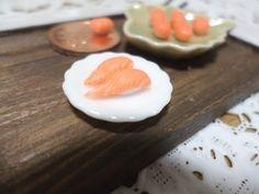 미니어쳐 연어(회) 토핑 초밥 만들기 / miniature salmon sushi / ミニチュア サーモン すし - YouTube