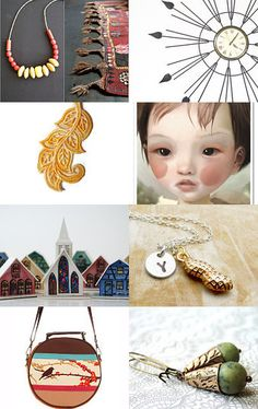 Time is Ticking!!!! by VVintageEclectic on Etsy--Pinned with TreasuryPin.com
