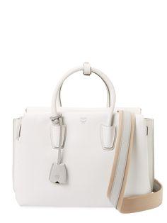 Milla Medium Leather Tote from Designer Handbag Shop: Perfect Carryalls on Gilt