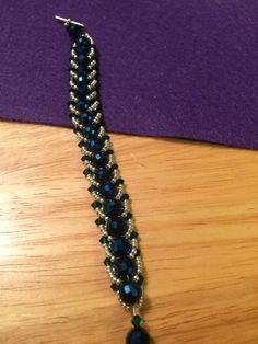flat spiral bracelet
