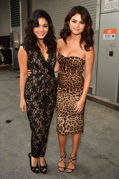 Vanessa & Selena.