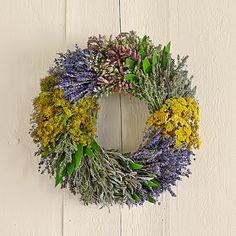 Culinary Wheel Wreath #williamssonoma