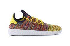 Pharrell x adidas Tennis Hu: Four Upcoming Bold Colorways for Summer 2017 - EU Kicks: Sneaker Magazine