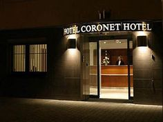 Hotel Coronet Prague Hotels