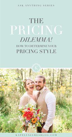The Pricing Dilemma   Virginia Wedding Photographer   Katelyn James Photography
