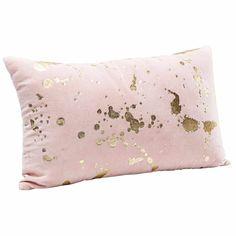 Splash of Gold Cushion