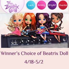 Extreme8avings: The Beatrix Girls Giveaway-Ends 5/2