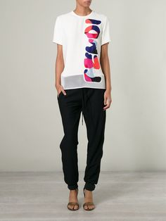 #fendi #tshirt #prints #tops #woman #fashion #summer www.jofre.eu