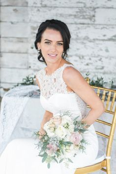 I have been waiting so long to share this two budgets, one rustic glam look shoot from L' Estelle Photography for so long! I love the concept of this. I Have Been Waiting, Rustic Wedding Inspiration, Get The Look, Budgeting, Wedding Day, Elegant, Couples, Wedding Dresses, Brides