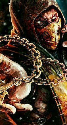 Scorpion Mortal Kombat X wallpapers Wallpapers) – HD Wallpapers Mortal Kombat X Scorpion, Sub Zero Mortal Kombat, Mortal Kombat Games, Mortal Kombat Art, Gas Mask Art, Masks Art, Deadpool Wallpaper, Marvel Wallpaper, Iphone Wallpaper