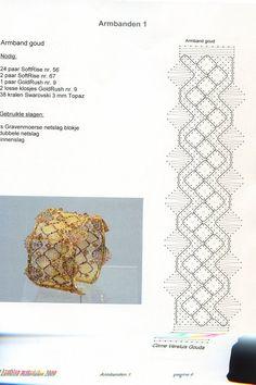 renda de bilros / bobbin lace Bijuteria / jewellery - from Álbumes web de Picasa picasaweb.google.com