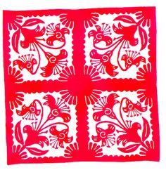 tivaevae model cook islands | Textile Love: Tivaevae Manu from the Cook Islands