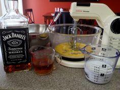 Jack Daniels Cupcakes, yum