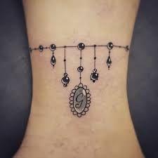 Résultats de recherche d'images pour «tatuagem de tornozeleira»