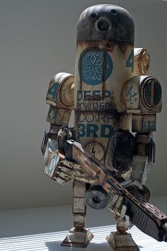 WWR Bertie Mk3 - ThreeA by In Flux, via Flickr